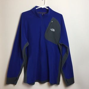 North face 100% recycled polyester size xl